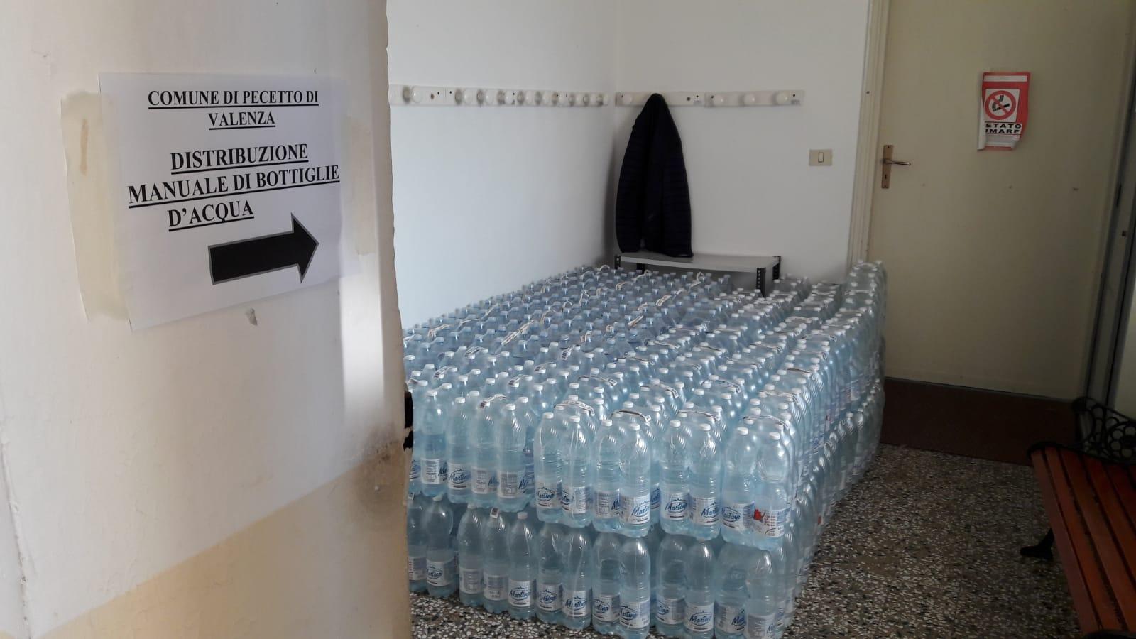 Comune Di Pecetto Torinese un intero paese senz'acqua. ma ora si può di nuovo bere - il