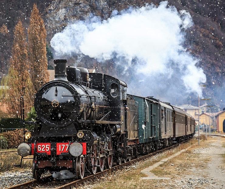 Natale Orient Express