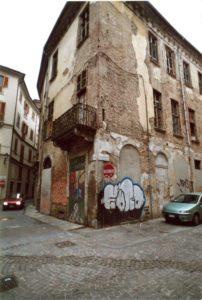 Casa di Cagliostro - Prima della ristrutturazione