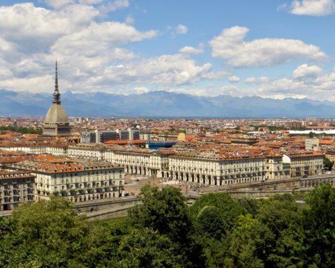 nascita di Torino