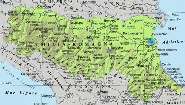 Cartina Politica Romagna.Dopo Il Voto In Emilia Romagna Il Futuro E Dei Moderati Il Torinese