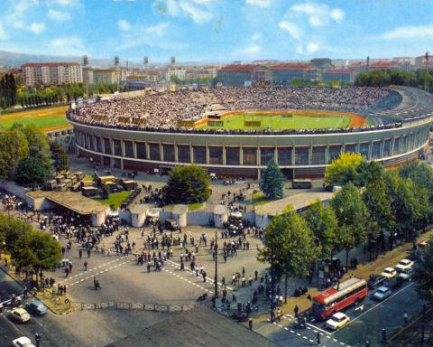 Stadi del Torino - Stadio Comunale