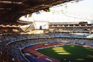 Stadi del Torino - Stadio delle Alpi