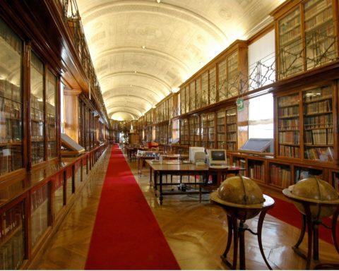 Biblioteca Reale