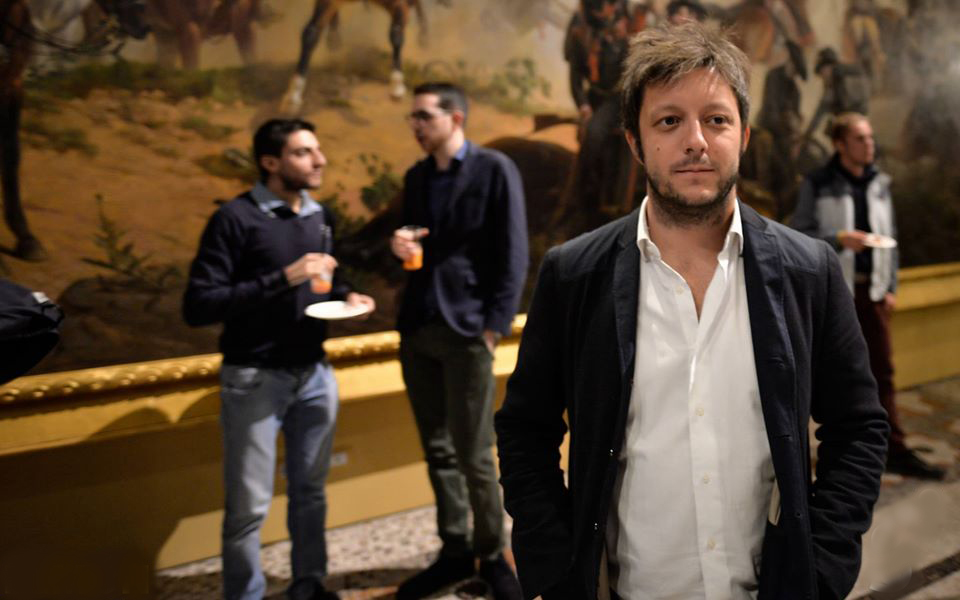 Emanuele Romagnoli Torino Digital Days