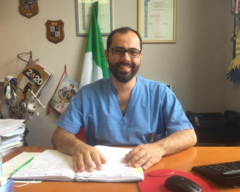 Michele Grio Emergenza