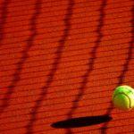 pallina da tennis