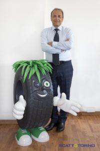 EcoTyre presidente pneumatico