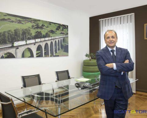 EcoTyre intervista presidente
