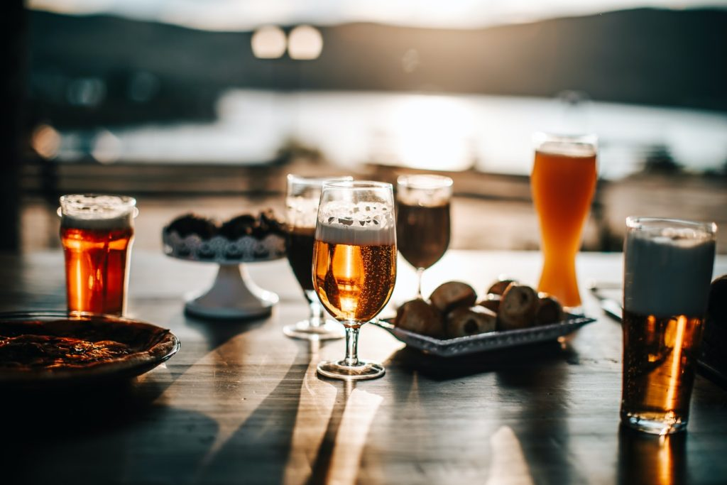 birra artigianale - pinte di birra