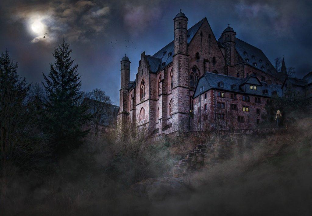 castello spettrale Carcaveja