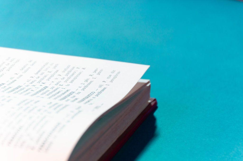 Fardel libro dizionario